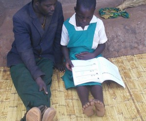 Malawi - education - reading - Bridget