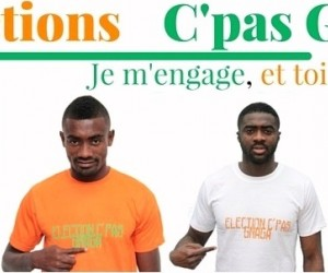 Ivorian stars promote participation in peaceful elections
