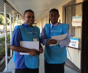 Fiji Holds Historic National Elections
