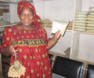 Mali - Economic Growth - Woman Entrepreneur - Seed production