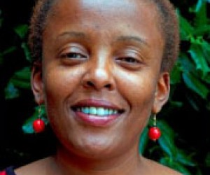 """Dr. Nduku Kilonzo, manager of an NGO for women's health and HIV services in Kenya, has been a lifelong supporter for improving"