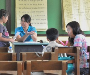 Turning the Page on Illiteracy in the Philippines