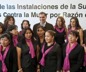 The new Women's Justice Center enhances assistance and protection for women.