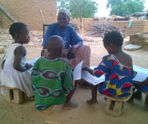 DONGONI WOMEN HELP ADVANCE THEIR CHILDRENS' EDUCATION