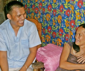 Male Midwife Promotes Women's Health in the Philippines