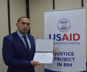 Specialized Training Helps Prosecutors Tip the Balance in Fighting Corruption in Bosnia