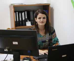 Kosovo Scholar Promotes Startups Through Alma Mater