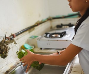 Filipino Students Regain Access to Clean Water After Typhoon Damage