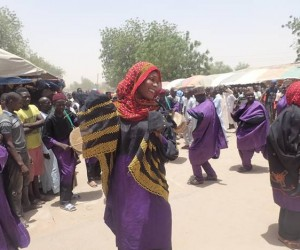 USAID funding of long dormant traditional gatherings in Nigeria after Boko Haram retreat helps restore villagers' confidence in civic institutions