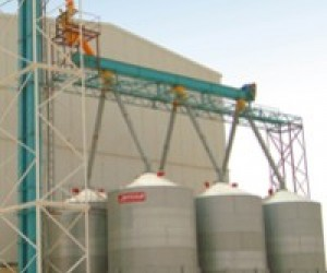 Feed mill in Diyala