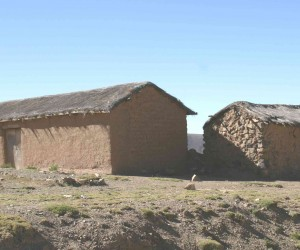 A house in rural Bolivia