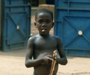 Retrak is helping street children in East Africa, like the young boy above, by placing them with caring families or empowering t