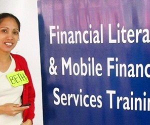 Financial Literacy Trainers Lead the Way to Economic Success