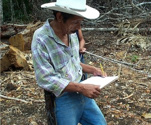 Jorge Soza Chi, as director for a forestry concession program, has helped Guatemalans balance conservation and development withi
