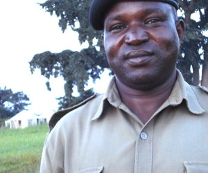 Okot Paul is proud of his community work combatting sexual and gender-based violence.