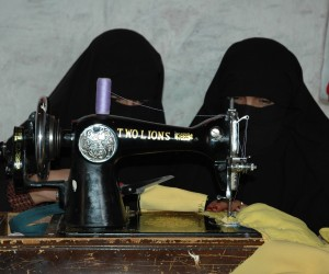 Women get a chance to learn useful skills at summer camp