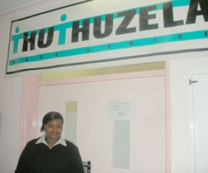 Mandisa Ngonongono is the site coordinator of the Mannenberg Thuthuzela Care Center, which provides holistic care for survivors