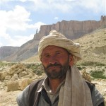 A judge from rural Afghanistan endures difficult travel to receive USAID training.