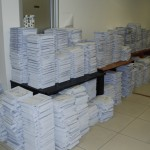 The Tax Administration in the BiH entity of Republika Srpska had run out of physical space to store official documents.