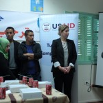 Career center opening at the University of Gafsa