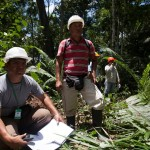 Native communities protect the forest