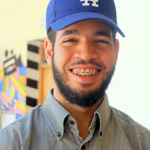 Moncef, 22 a beneficiary from USAID's FORSATY program in Tangier