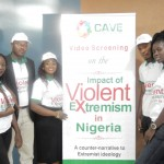 CAVE campaign film screening in Abuja