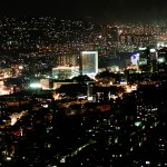 Sarajevo at night: Lighting Bosnia's Path to the EU with Electricity Reform