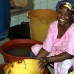 Better Grain Leads to Brighter Future for Women