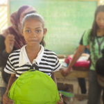 Young Filipinos Gain Access to Basic Education