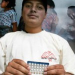 Guatemala learn to counsel other interested youth on safe contraceptive-use