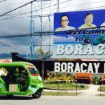 Electric tricycles are replacing gasoline-run tricycles on Boracay Island in the Philippines.