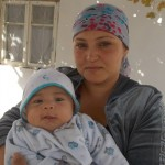 Tajik Mothers Learn Importance of Breastfeeding for Infant Health