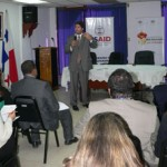 Members of Panama's attorney general's office and judges participated at training sessions.
