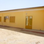 USAID/OTI rehabilitated the tribunal judge's residence to support the restoration of justice services in Timbuktu.