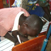 USAID's UNITY project, working with the Uganda Ministry of Education and Sports, is helping dyslexic children like Brian.
