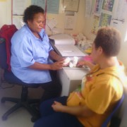 Strengthening HIV/AIDS Services for Key Populations in Papua New Guinea