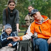 "The ""Art for Inclusion of People with Disabilities"" project improves services for children and young people with disabilities and members of their families from  rural areas in particular"