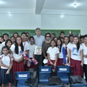 U.S. Ambassador Leads Inauguration of New Facilities in Leyte