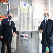 U.S. Government Provides $2.6 Million to Support Medical Oxygen Systems in Response to COVID-19 in Tajikistan