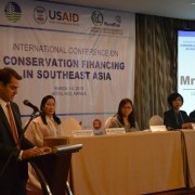 Protecting Wildlife and Biodiversity: U.S., DENR & ASEAN Partners Hold Conference on Conservation Financing