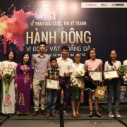 USAID Partner Awards Winners of Wildlife Competition