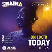 As part of a media initiative to empower adolescent girls and young women in Sub-Saharan Africa, the USAID funded the production of the feature-length film, Shaina.