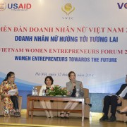 A panel discussion on challenges and opportunities for women