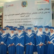A new generation of midwives in Herat
