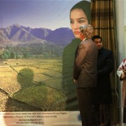 The unveiled billboards of the Women's Inheritance and Land Right PIA campaign