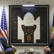 USAID Assistant Administrator Meets with Prime Minister Haradinaj