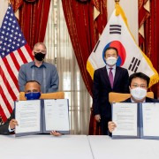 U.S. and Korea Strengthen Development Cooperation Partnership through Joint Projects in the Philippines