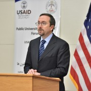 USAID, the Ministry of Higher Education, and University Chancellors Meet to Discuss Higher Education in Afghanistan