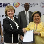 U.S. and Philippines Partner to Enhance Delivery of Financial Services to Vulnerable Populations